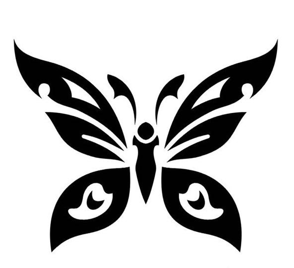 40+ Latest Butterfly Tattoo Designs Samples