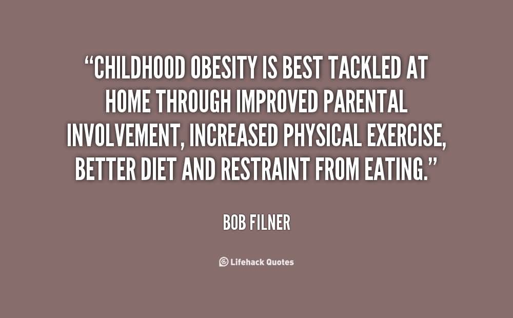 63 Top Obesity Quotes And Sayings
