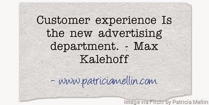Customer Experience Is The New Advertising Department Max Kalehoff