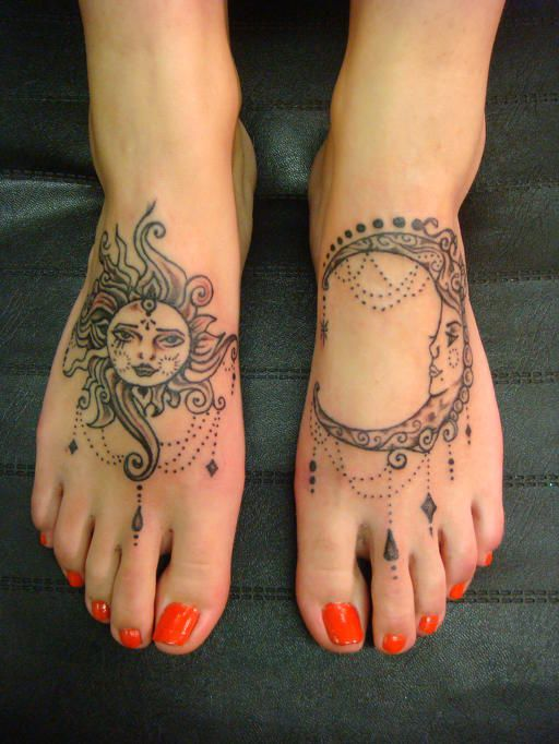 70 best foot tattoos collection. Black Bedroom Furniture Sets. Home Design Ideas