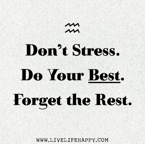 Stress Quotes 217 Stress Quotesquotesurf