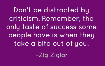 63 best criticism quotes sayings