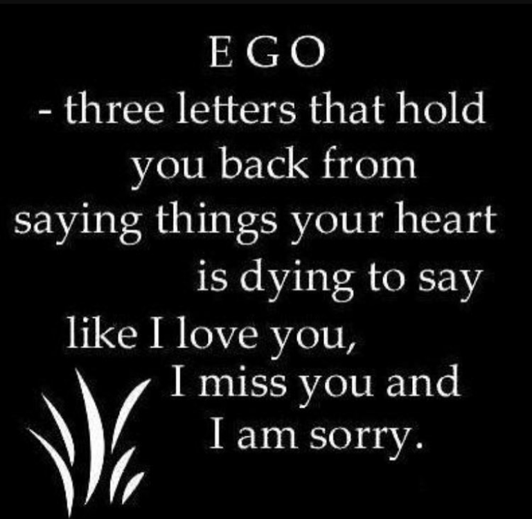 top quotes about ego