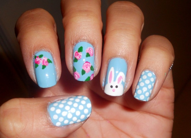 Cute easter nail designs images nail art and nail design ideas easter designs for nails images nail art and nail design ideas cute easter nail designs choice prinsesfo Gallery