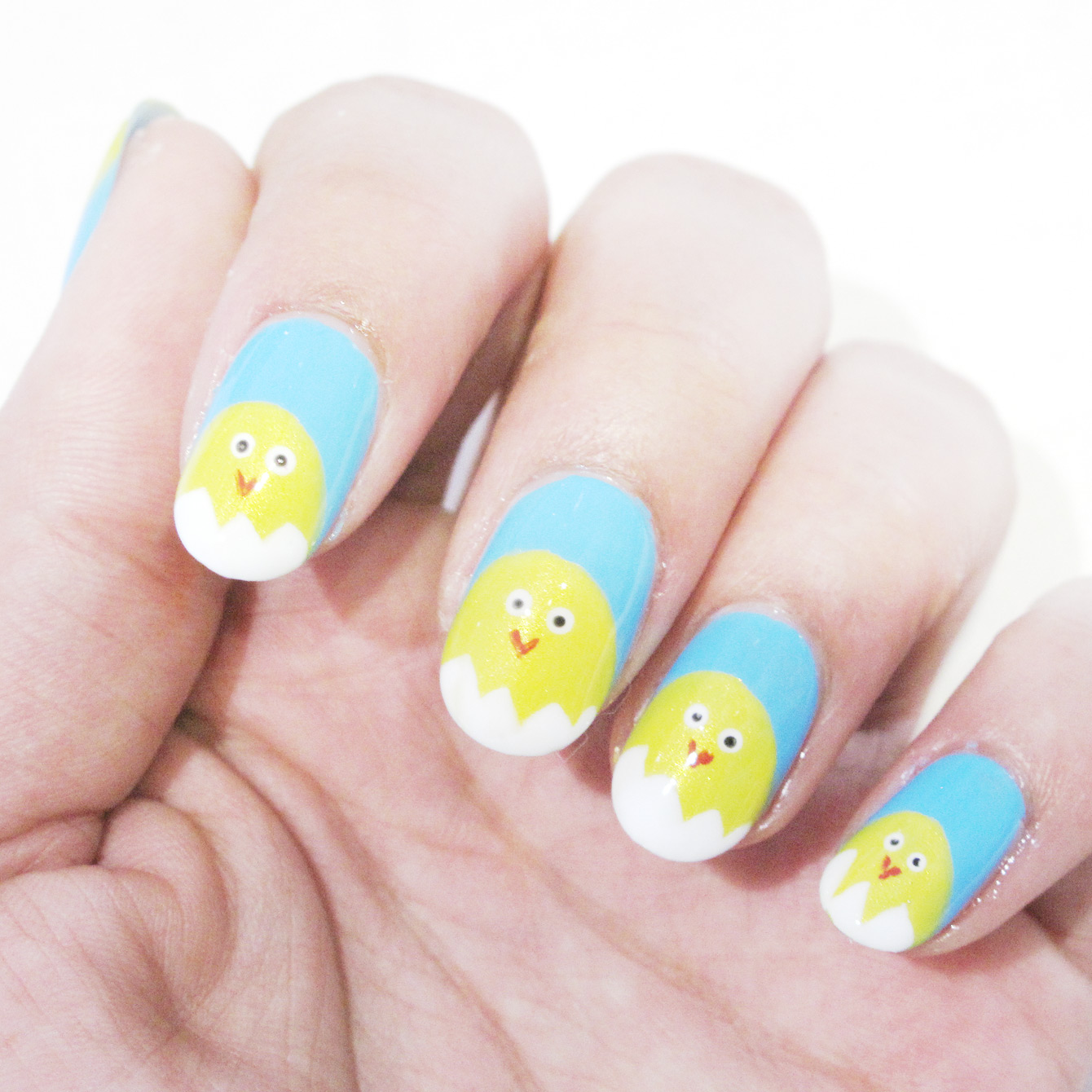 60 Incredible Easter Nail Art Ideas