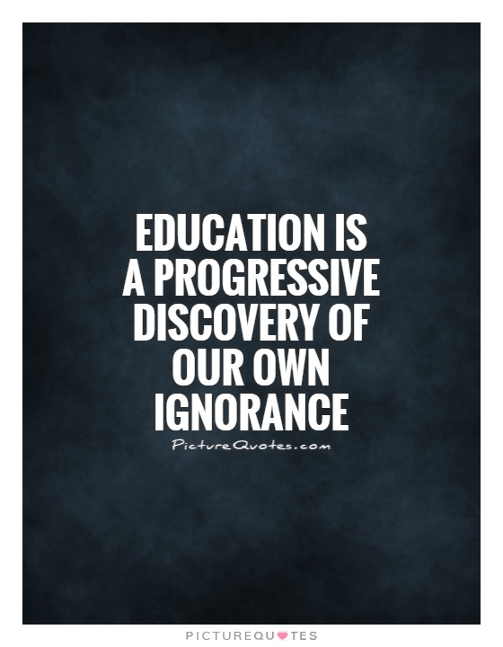 the connection between ignorance and knowledge in philosophy Bright quotes and sayings on the subject of ignorance being ignorant means lacking knowledge with a quite vital line between ignorance and stupidity.