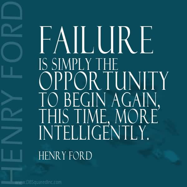 Inspirational Quotes About Failure: 60 Famous Opportunity Quotes And Sayings