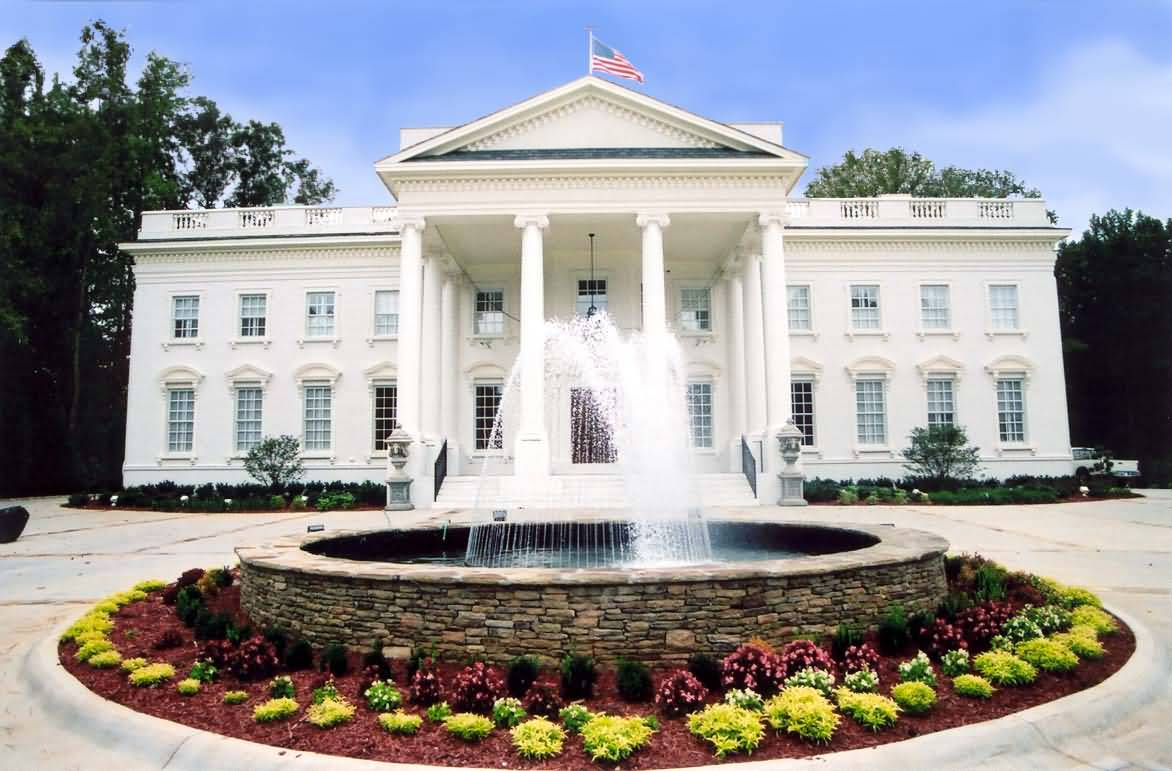 Front Elevation House Usa : Incredible pictures of the white house in washington dc