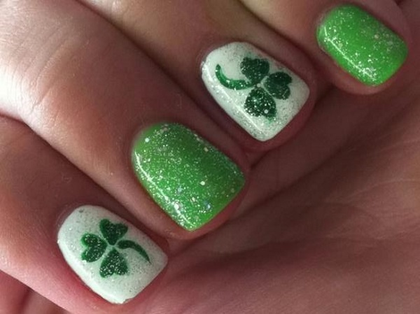 Shamrock Nail Design Graham Reid