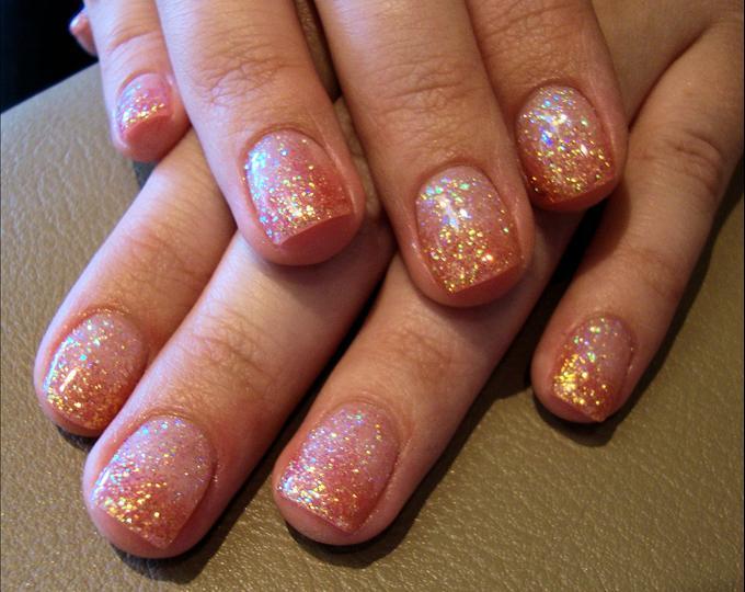 70 Most Beautiful Gel Nail Art Ideas