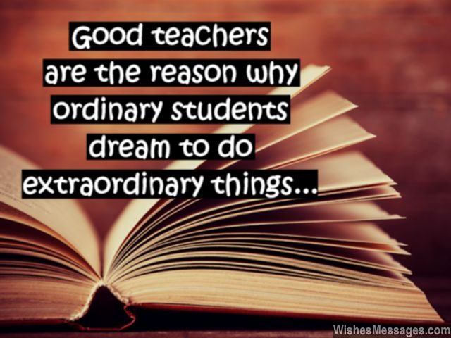 60 Best Teacher Quotes & Sayings