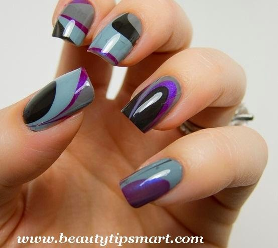 70 Most Beautiful 3d Nail Art Design Ideas For Trendy Girls: 70 Most Beautiful Gel Nail Art Ideas