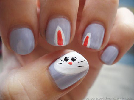 Easter Nail Art Ideas Engneforic