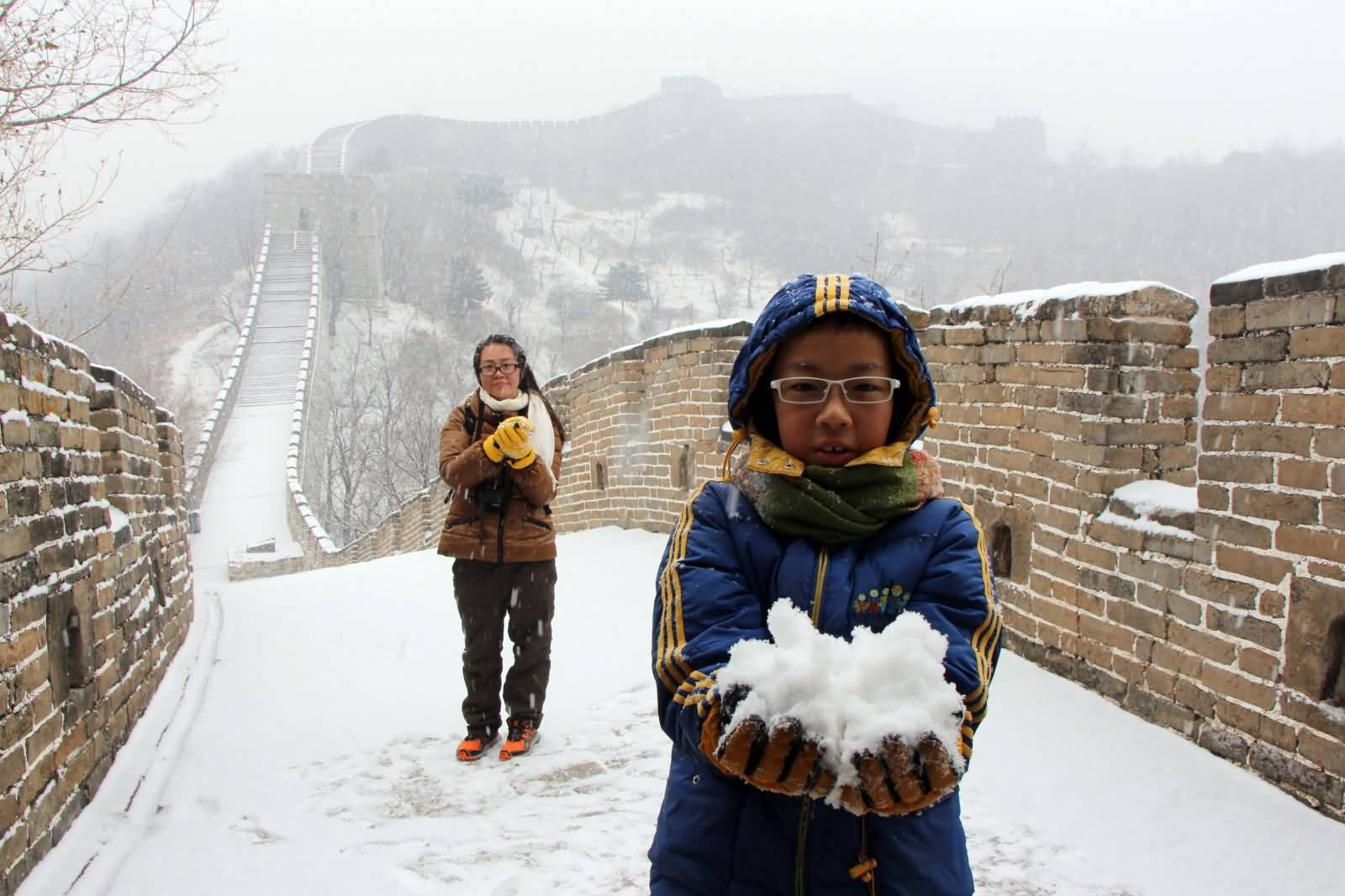 65 Incredible Pictures Of The Great Wall Of China