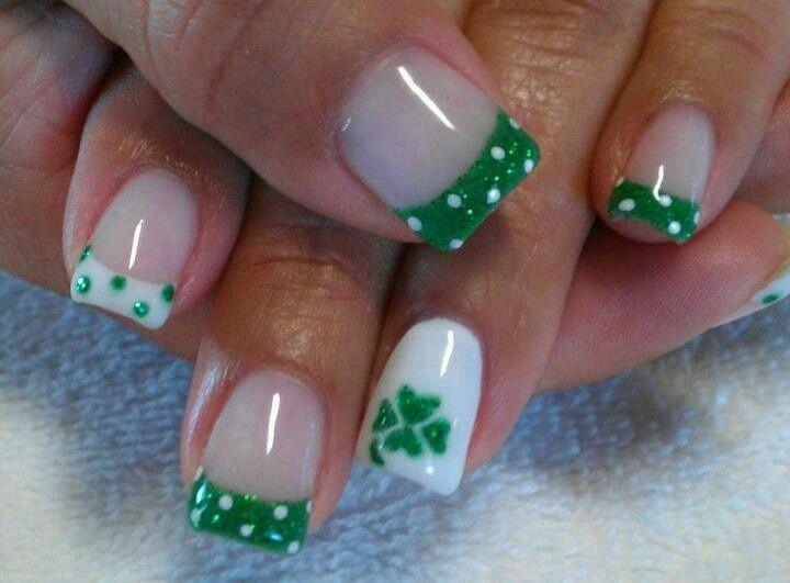 50 Adorable Saint Patrick S Day Nail Art Design Ideas