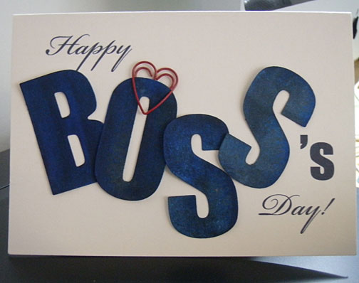 55 latest boss day wish pictures and photos happy boss day greeting card for boss m4hsunfo Image collections