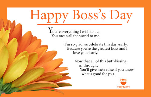 55 latest boss day wish pictures and photos happy boss day greeting card m4hsunfo