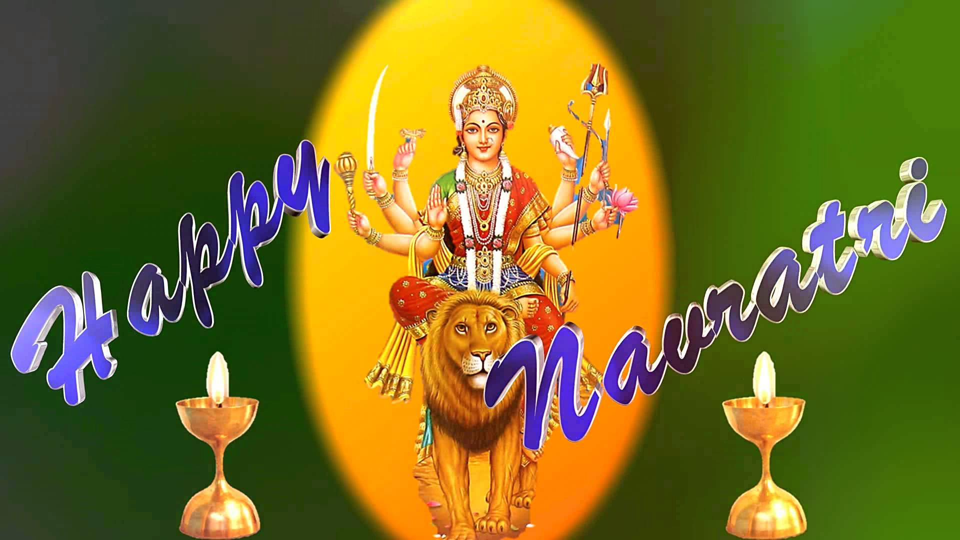 60 Best Navratri Greeting And Wish Pictures