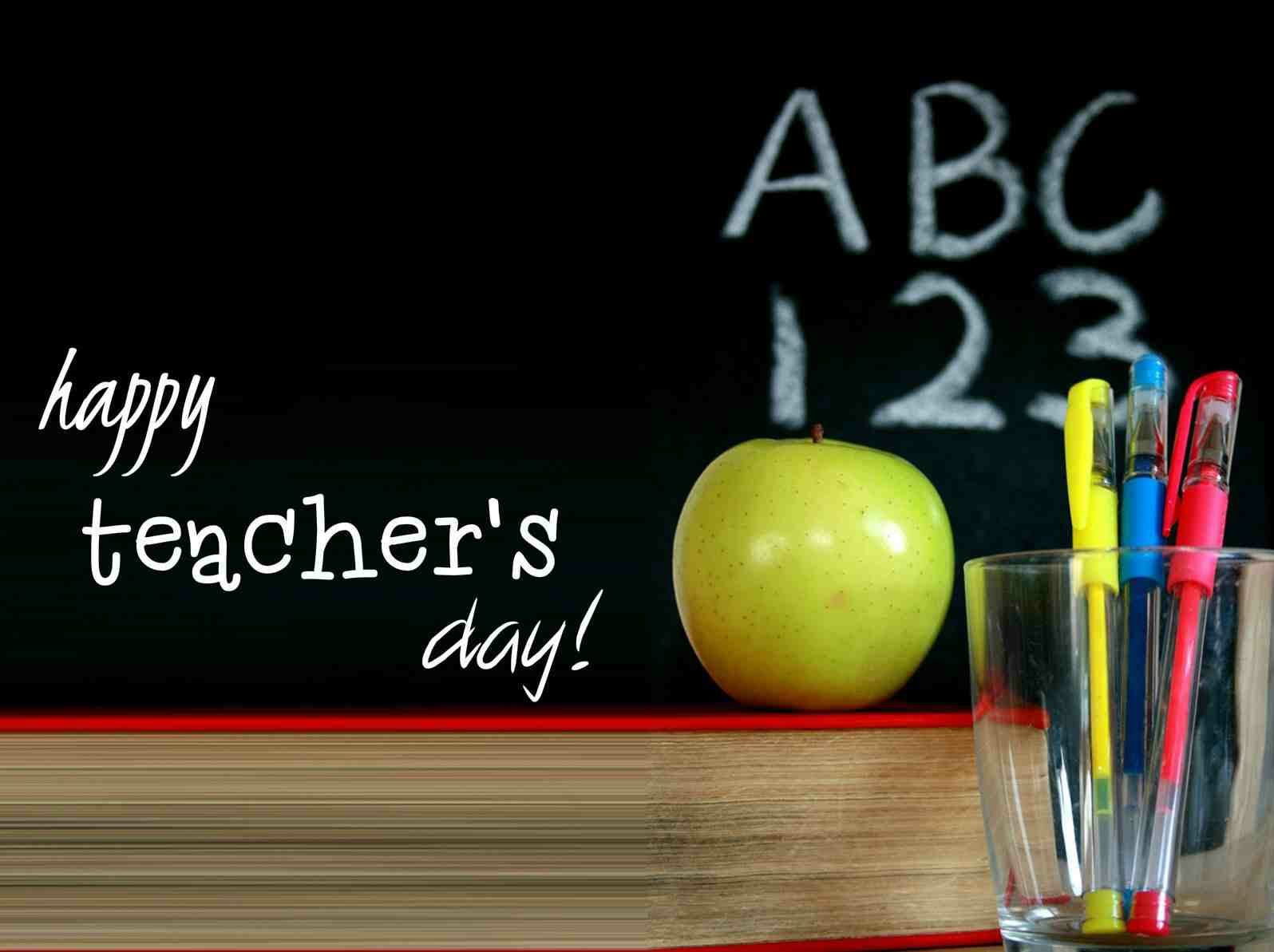 Happy world teachers day hd wallpaper altavistaventures Image collections