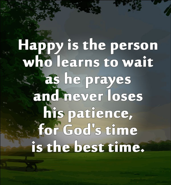 61 Best Patience Quotes & Sayings