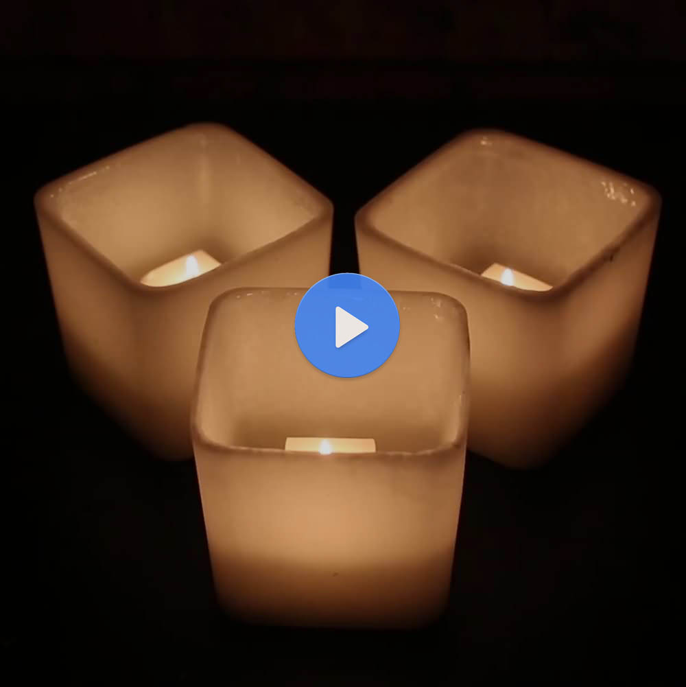 How To Make Gorgeous Glowing Wax Lanterns