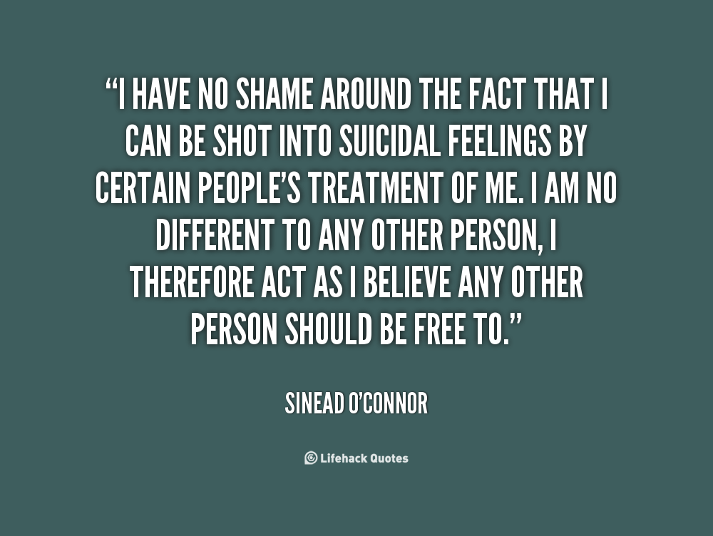 I Am Different From Others 67 Top Shame Quotes &a...