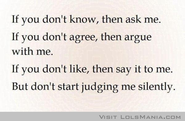 Image result for quotes about judgement
