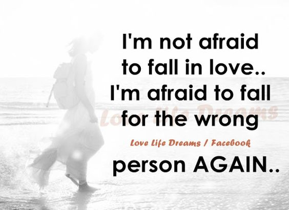 60 Top Afraid Quotes And Sayings