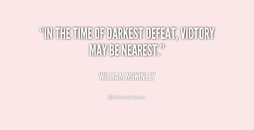 62 Best Defeat Quotes & Sayings