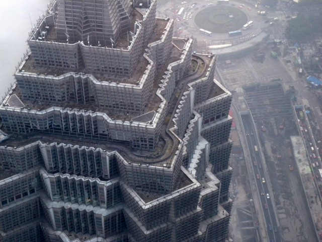 60 Beautiful Jin Mao Tower Pictures