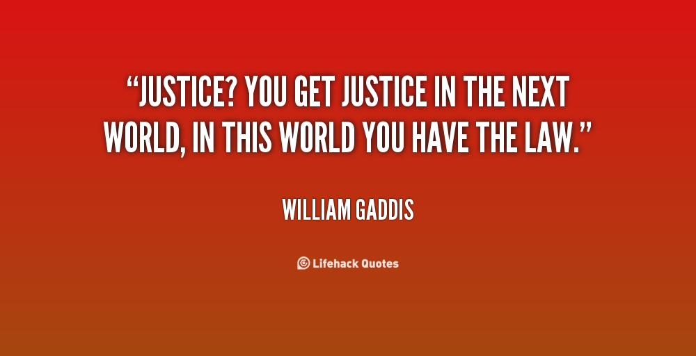 63 Best Justice Quotes And Sayings