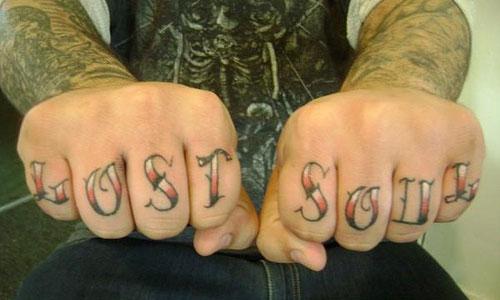 60 best knuckle tattoos for men. Black Bedroom Furniture Sets. Home Design Ideas