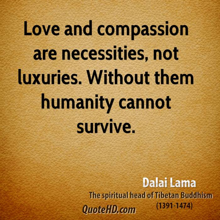 65 Best Compassion Quotes And Sayings