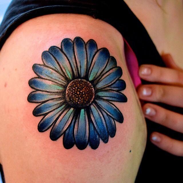 Gerber Daisy Tattoo: 50+ Latest Daisy Tattoos Ideas