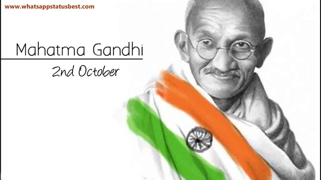 best gandhi jayanti wishes pictures and images mahatma gandhi jayanti 2 n flag and mahatma gandhi