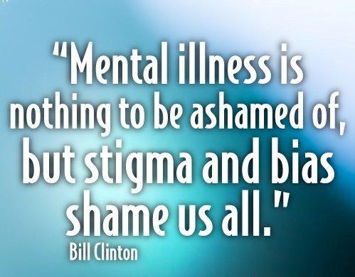 Image result for no shame for mental illness