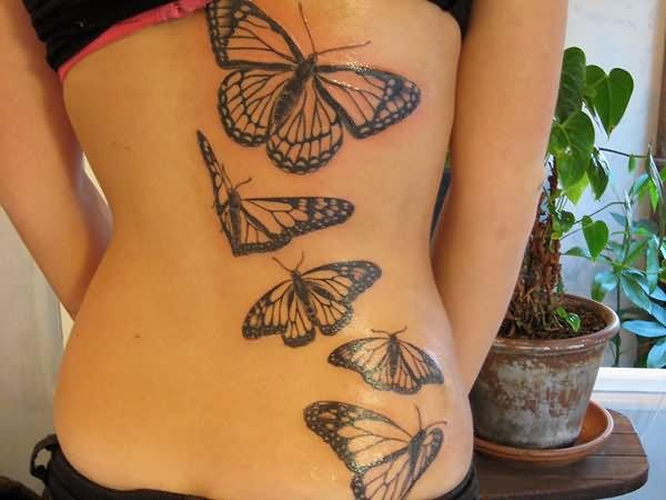 36+ Monarch Butterfly Tattoos