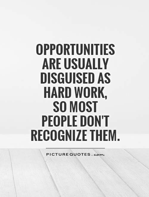 Quotes About Opportunity 60 Famous Opportunity Quotes And Sayings