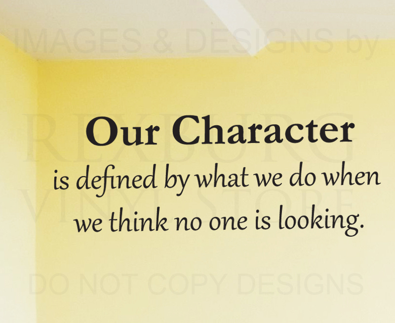 Quotes On Character | 61 Best Quotes And Sayings About Character