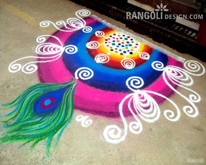 50 best rangoli designs for diwali festivals
