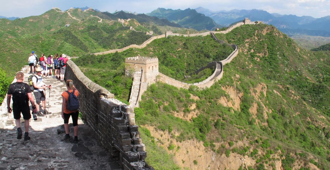 the history of the great wall of china How can the answer be improved.