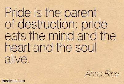 Pride Quotes   62 Top Pride Quotes And Sayings