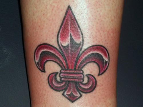 Fleur De Lilas Tattoo Idee D Image De Fleur