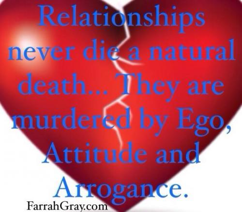 Quotes On Love And Attitude: 62 Top Arrogance Quotes And Sayings