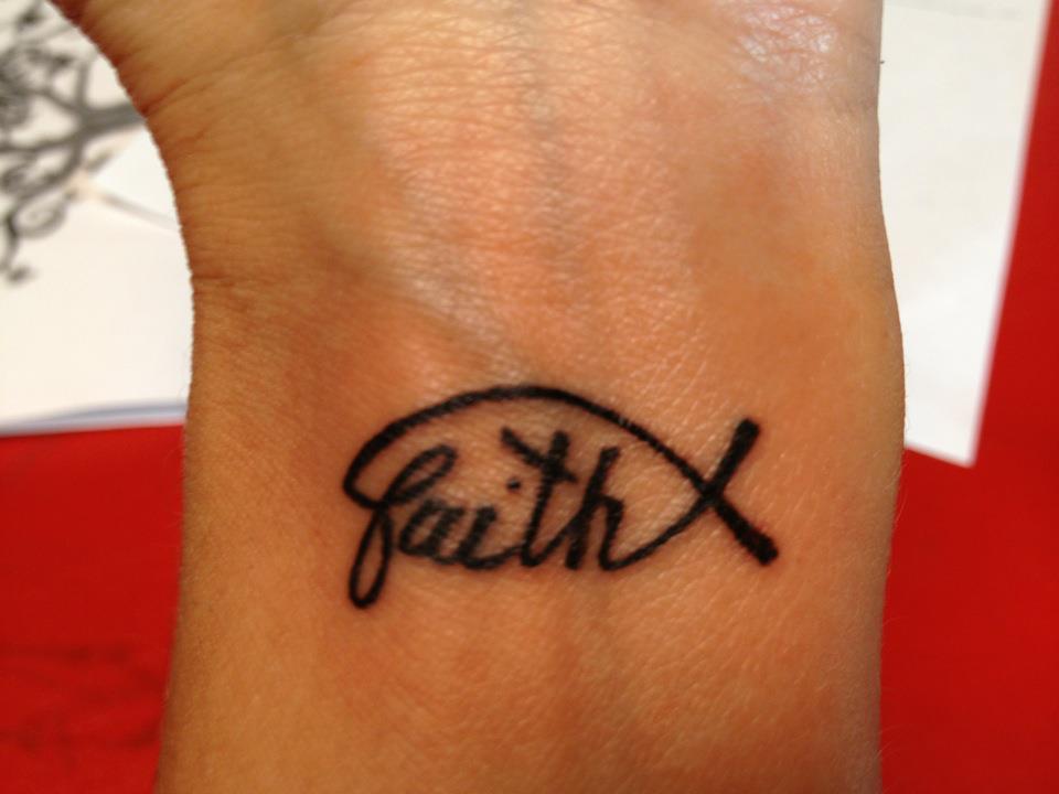 35 religious wrist tattoos for men