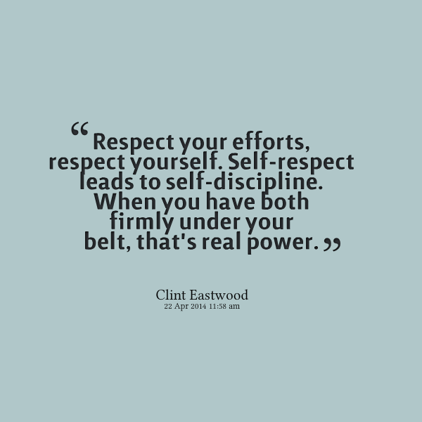 Self Respect Quotes Simple 48 Top Self Respect Quotes Sayings
