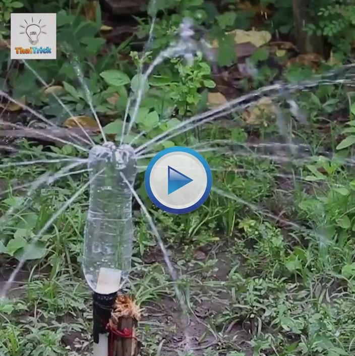 Smart ways to use plastic bottles
