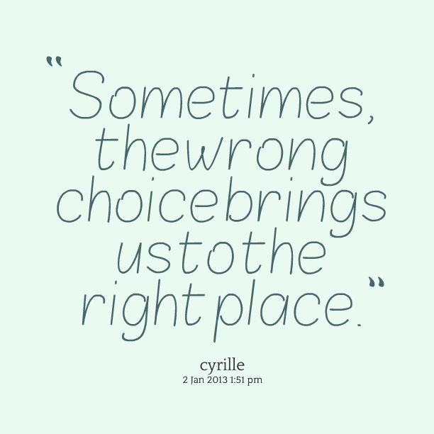 The Choice Quotes Adorable 60 Best Quotes And Sayings About Choice