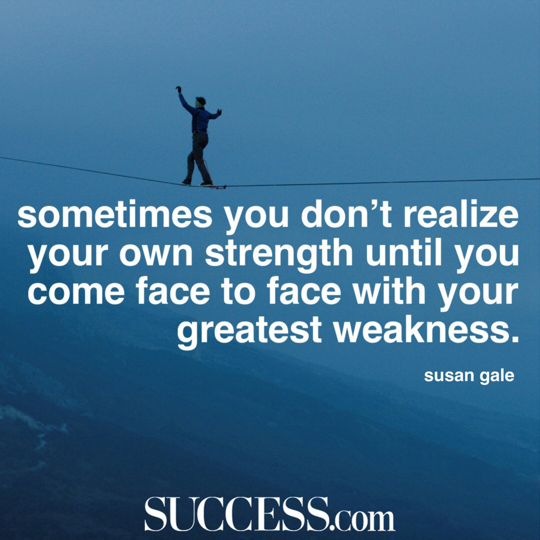 60 Top Strength Quotes & Sayings
