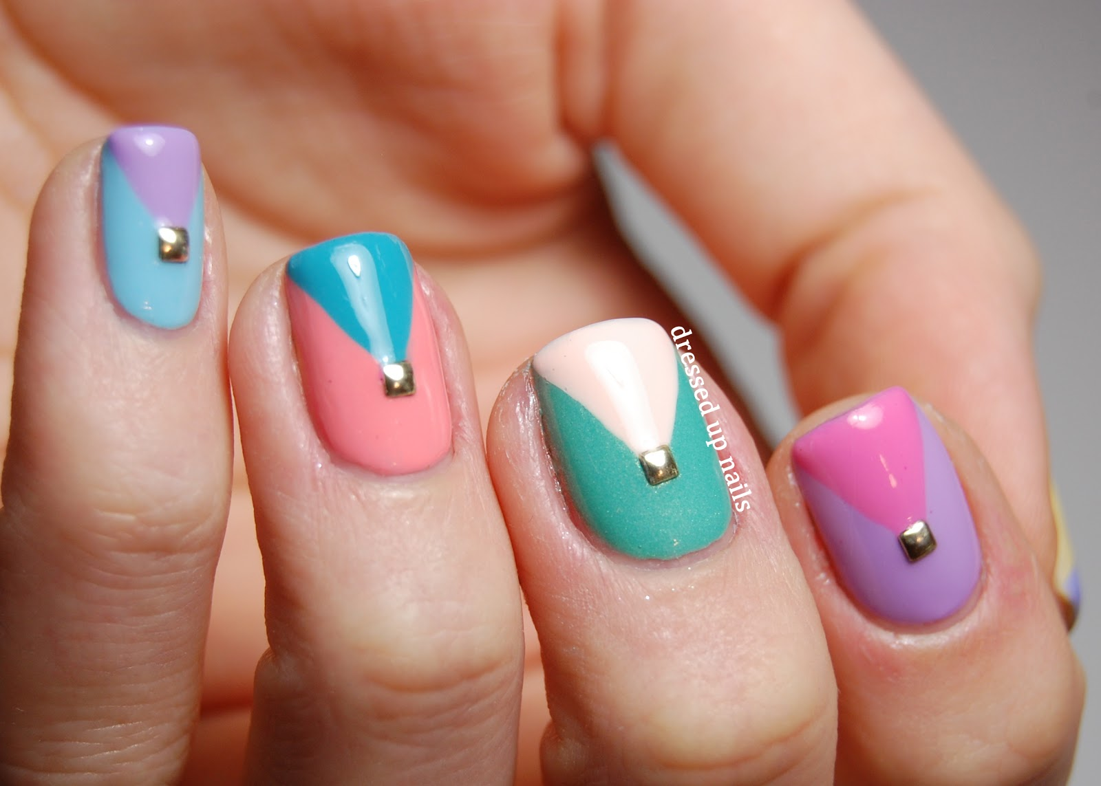 60 Most Beautiful Spring Nail Art Designs